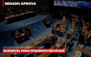Senado Aprova Programa De Credito Mais Acessivel Para Pequenos Negocios - LPM Assessoria Contábil