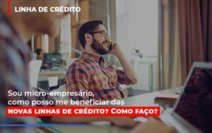 Sou Micro Empresario Com Posso Me Beneficiar Das Novas Linas De Credito - LPM Assessoria Contábil