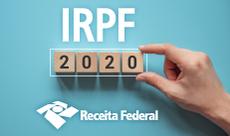 Logo Irpf Rfb 2020 - LPM Assessoria Contábil