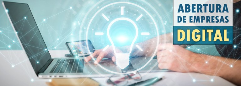 Abertura Digital Empresa - LPM Assessoria Contábil