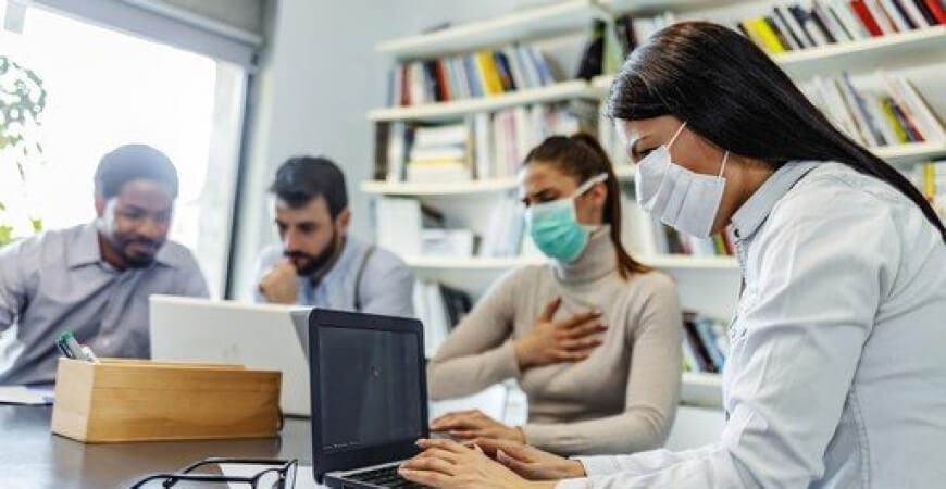Contrato De Trabalho Pandemia - LPM Assessoria Contábil
